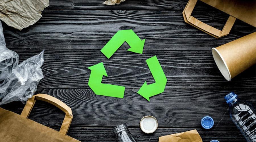 Nhựa được tái chế như thế nào